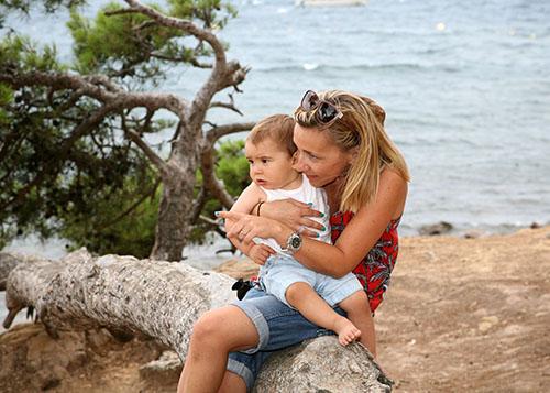 © photo de famille artistique à Toulon